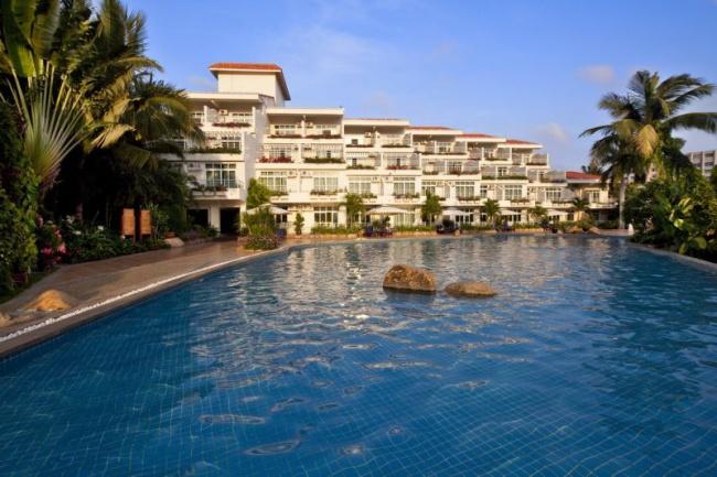Китай Guest House International Hotel Sanya 4*