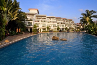 Guest House International Hotel Sanya 21