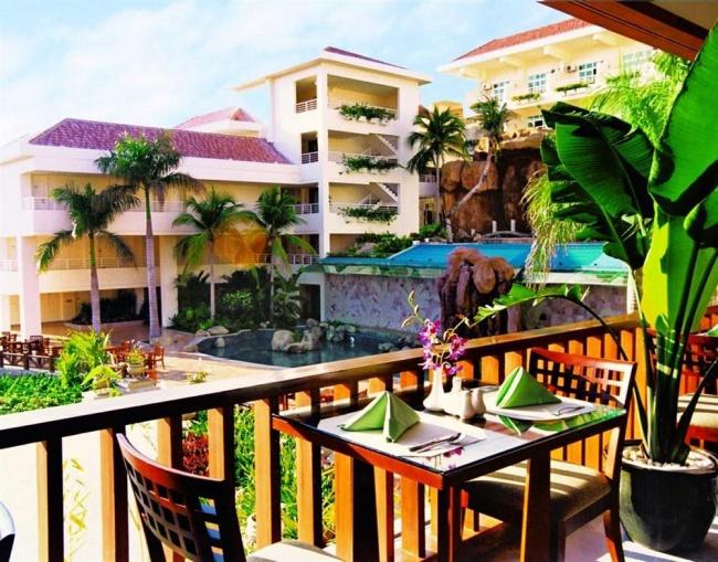Китай Guest House International Hotel Sanya 4* фото №2