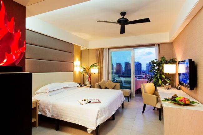 Китай Guest House International Hotel Sanya 4* фото №3