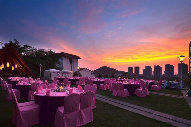 Китай Guest House International Hotel Sanya 4* фото №4