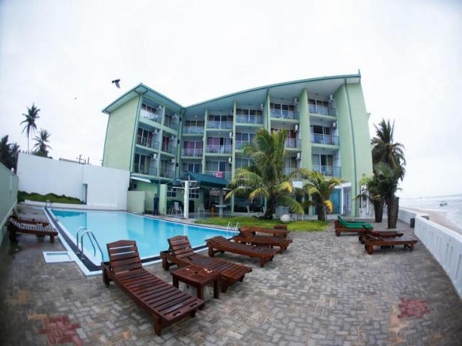 Шри Ланка Hikkaduwa Beach Hotel 3*