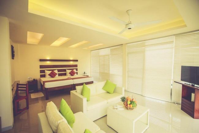 Шри Ланка Beacon Beach Hotel 3* фото №4