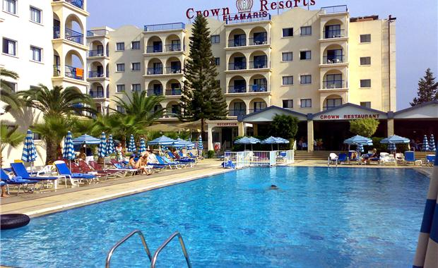 Кипр Crown Resorts Elamaris 3*