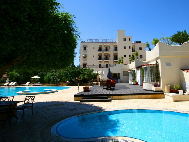 Кипр Curium Palace 4*