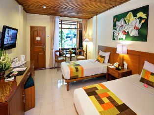 Индонезия Wina Holiday Villa Kuta 3* фото №1