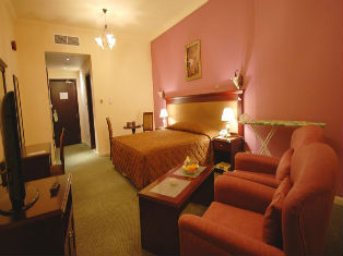 ОАЭ Al Bustan Hotels Flats 4* фото №2