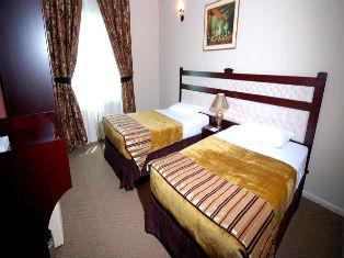 ОАЭ Al Bustan Hotels Flats 4* фото №4