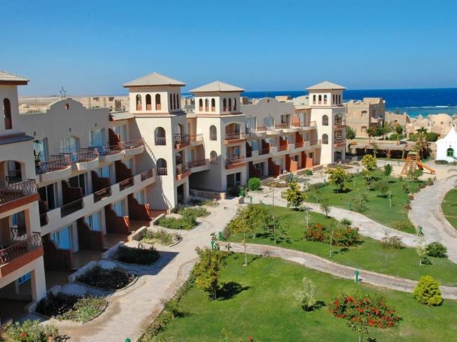 Египет Pensee Royal Garden Marsa Alam (ex. The Three Corners Pensee Beach Resort) 4* фото №2