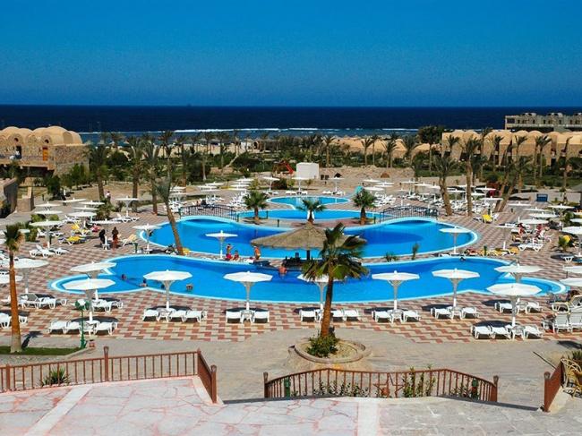 Египет Pensee Royal Garden Marsa Alam (ex. The Three Corners Pensee Beach Resort) 4* фото №3
