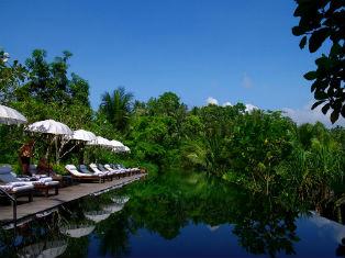 Индонезия Komaneka At Bisma 5* фото №3