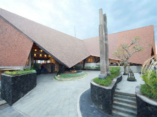 Индонезия The Oasis Lagoon Sanur 4*