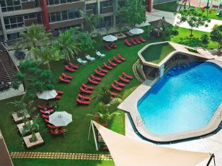 ОАЭ Park Rotana Abu Dhabi 5* фото №1