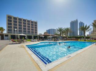 ОАЭ Ajman Beach Hotel 3* фото №3
