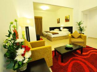 ОАЭ Ramada Beach Hotel Ajman 4* фото №3
