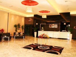 ОАЭ Palm Beach Hotel  3* фото №1