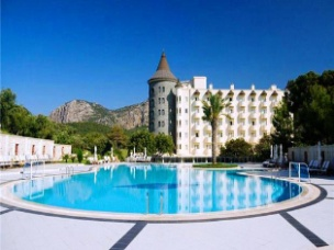 Castle Resort & Spa (ex.Alinn Sarigerme Boutique) 1