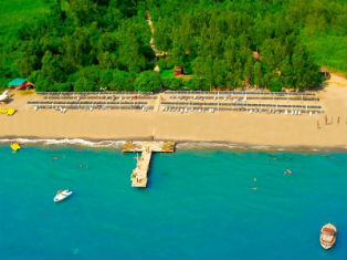 Турция Lykia Botanika Beach Fun & Club 5* фото №3