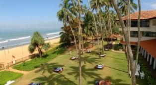 Шри Ланка Tangerine Beach Hotel 4* фото №1