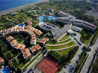 Турция Family Life Tropical Resort 5* фото №4