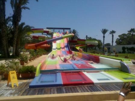 Тунис Sahara Beach 3*