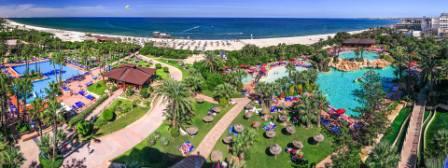 Тунис Sahara Beach 3* фото №1