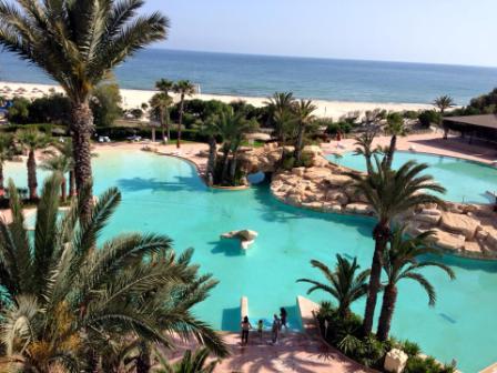 Тунис Sahara Beach 3* фото №2