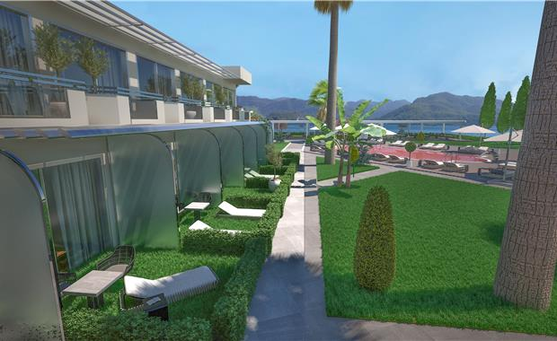 Турция Voxx Marmaris Beach Resort 5*