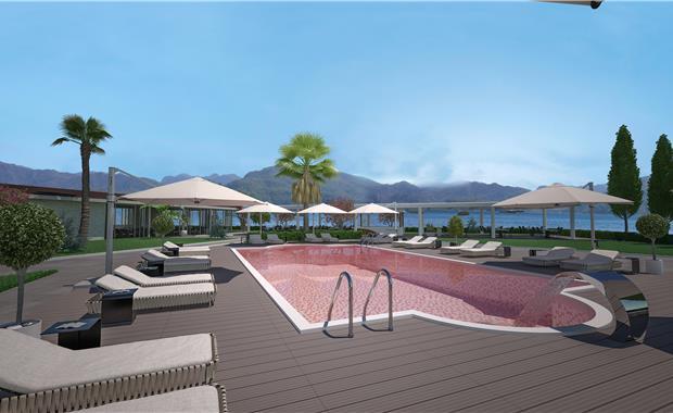 Турция Voxx Marmaris Beach Resort 5* фото №4