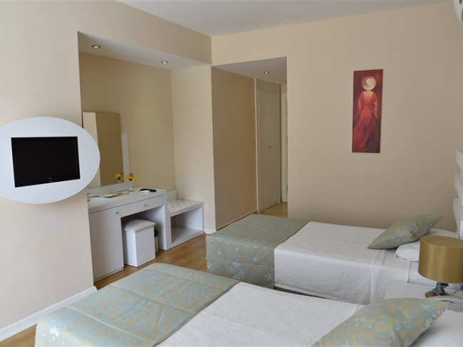 Турция Sahra Su Holiday Village 5*