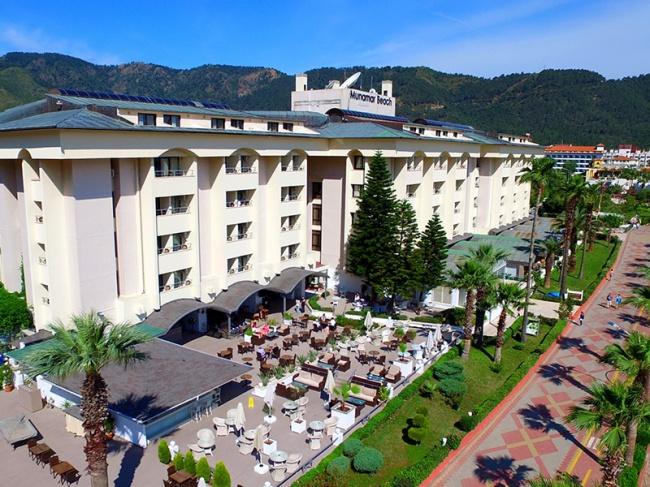Турция Munamar Beach & Residence Hotel 5*