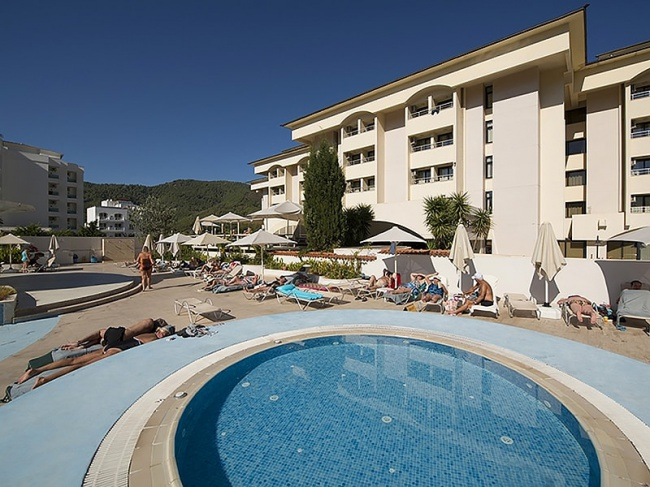 Турция Munamar Beach & Residence Hotel 5* фото №1