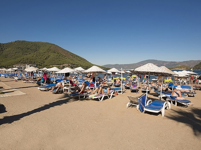 Турция Munamar Beach & Residence Hotel 5* фото №2