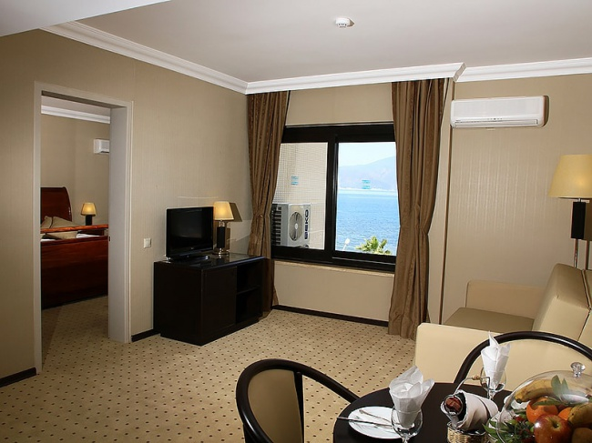 Турция Munamar Beach & Residence Hotel 5* фото №3