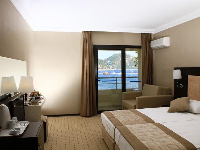 Турция Munamar Beach & Residence Hotel 5* фото №4