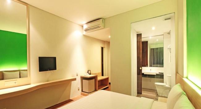 Индонезия Grand Whiz Hotel Nusa Dua 4* фото №2