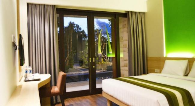 Индонезия Grand Whiz Hotel Nusa Dua 4* фото №3