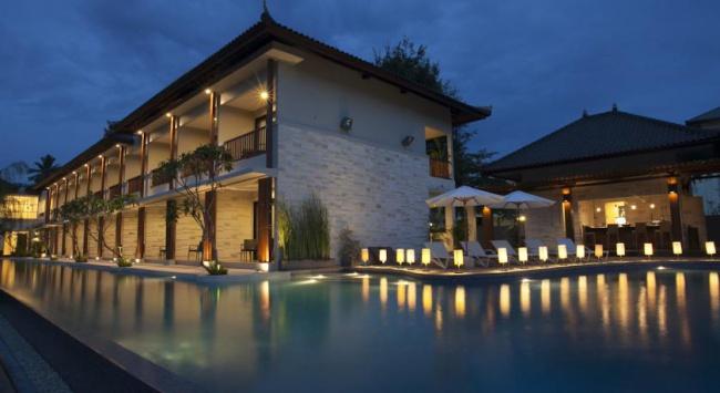 Индонезия Grand Whiz Hotel Nusa Dua 4* фото №4