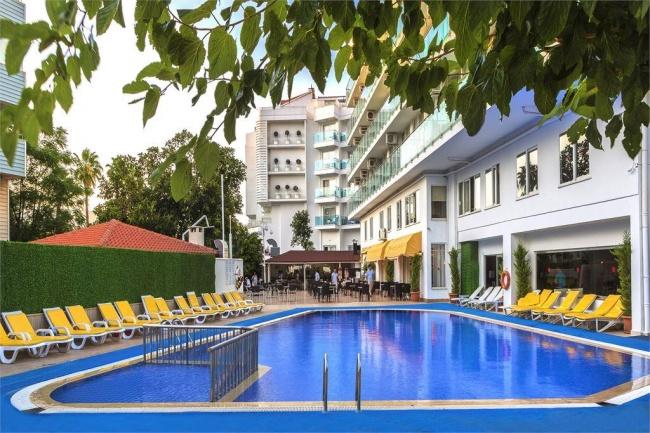 Турция Sunbay Park Hotel 4*