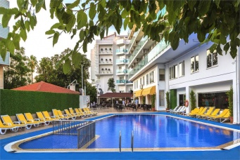 Sunbay Park Hotel 20