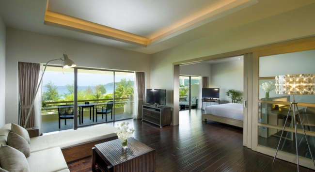 Таиланд Hilton Phuket Arcadia 5* фото №2