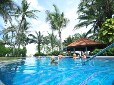 Таиланд Centara Grand Beach Resort Samui 5* фото №3