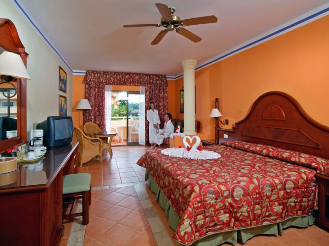 Доминиканa Grand Bahia Principe Turquesa 5*