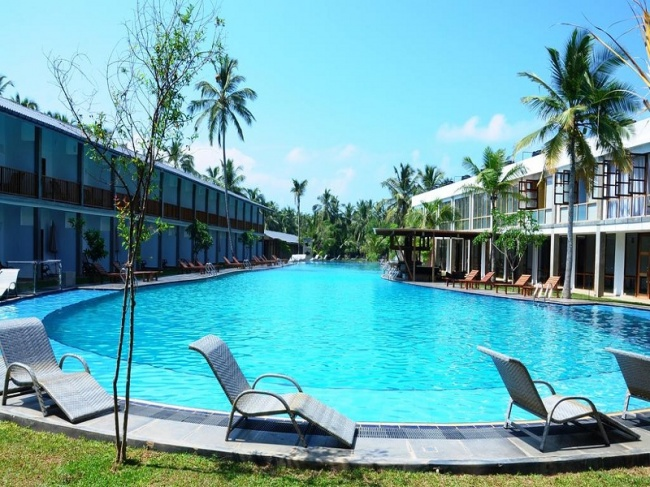 Шри Ланка Carolina Beach Resort & Spa 3*