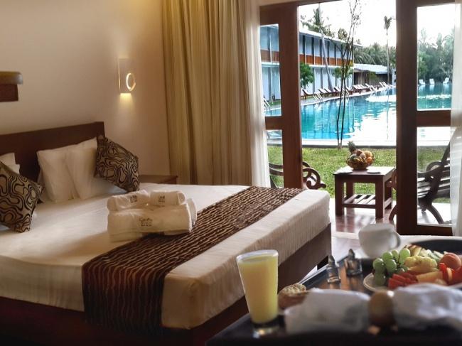 Шри Ланка Carolina Beach Resort & Spa 3* фото №1