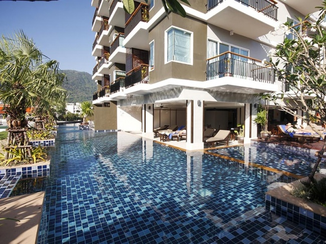 Таиланд Andakira Hotel Patong 4* фото №3