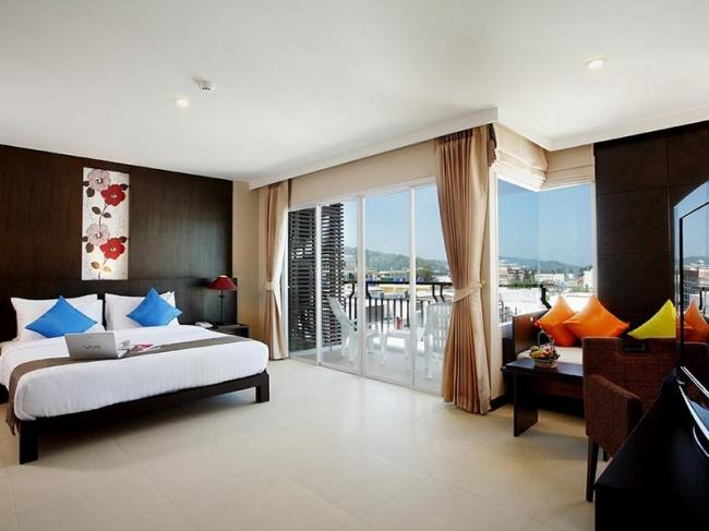 Таиланд Andakira Hotel Patong 4* фото №4