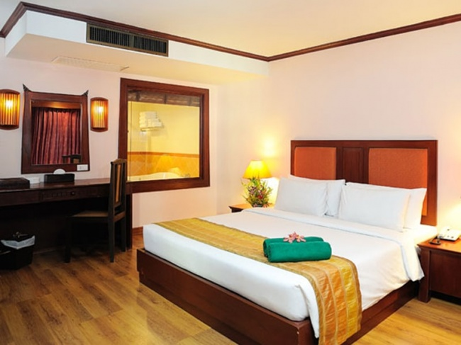 Baumanburi Hotel фото №2