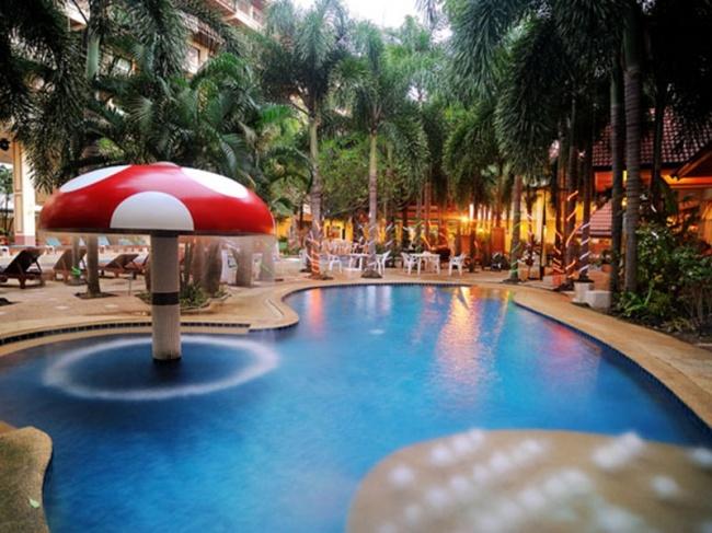 Baumanburi Hotel фото №3