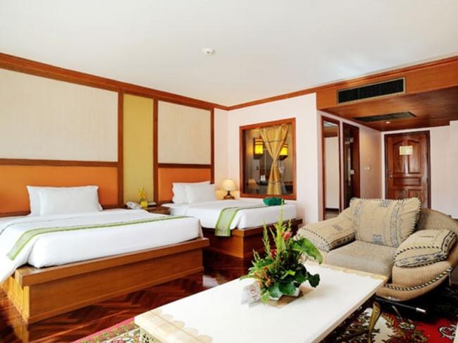 Baumanburi Hotel фото №4